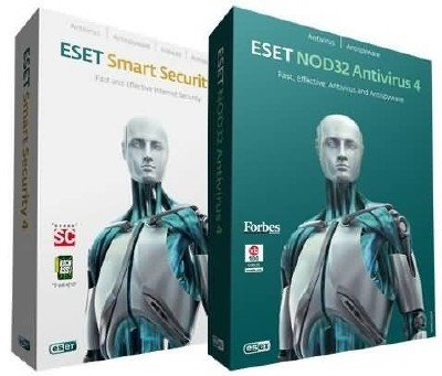 ESET NOD32 Antivirus & ESET Smart Security 4.2