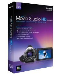 Vegas Movie Studio HD Platinum 11.0 Build 283 with DVD Architect Studio 5.0 Build 156 Russian