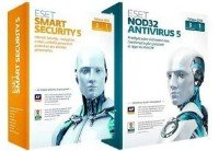 ESET NOD32 & ESET NOD32 Smart Security 5.2.9.12